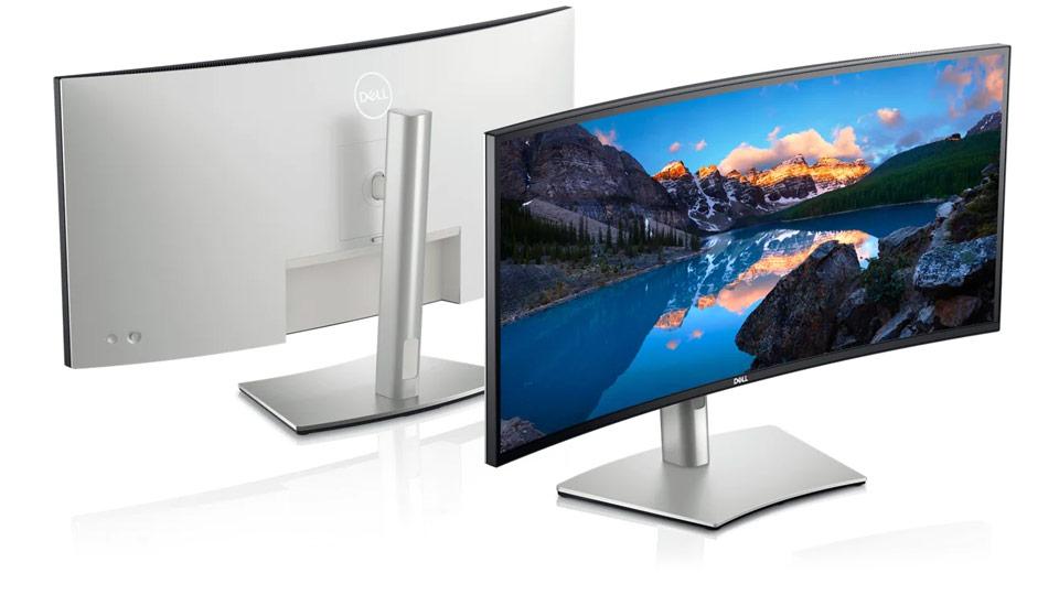 Dell UltraSharp 34 Curved USB-C Hub Monitor