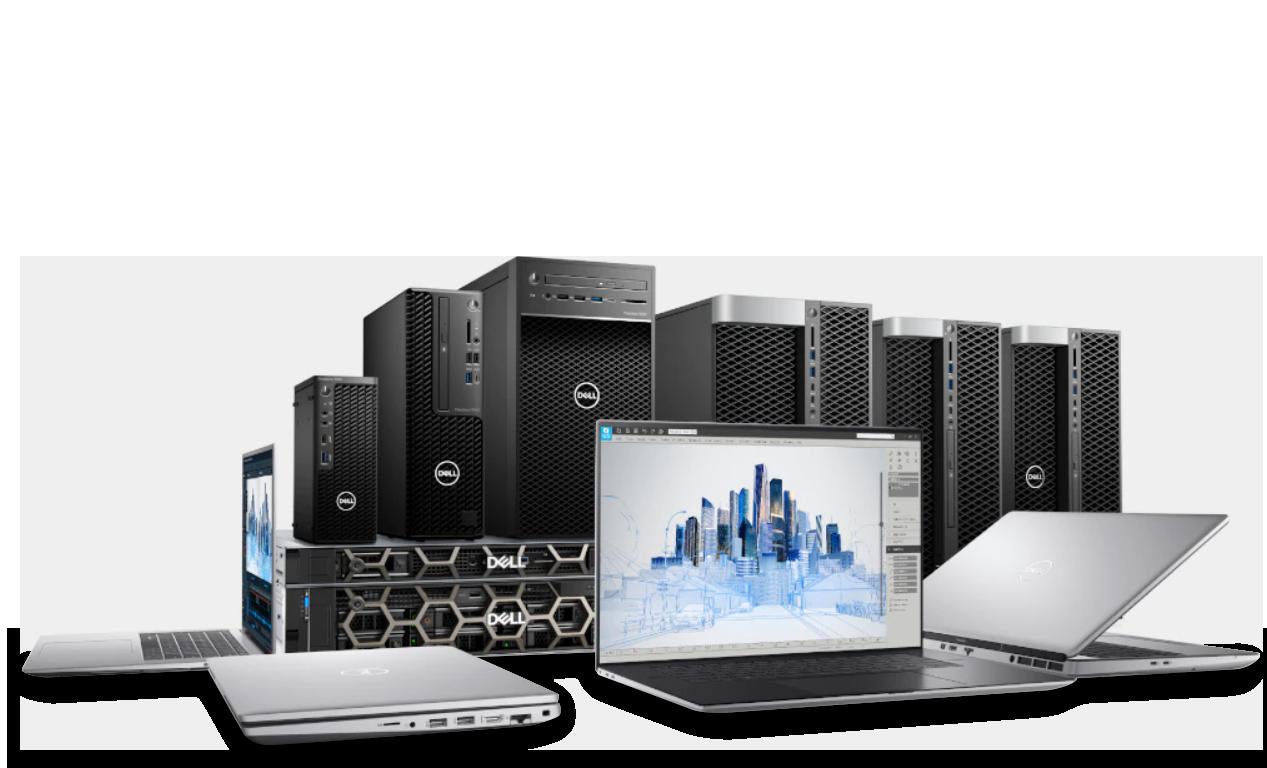 Dell collage 2