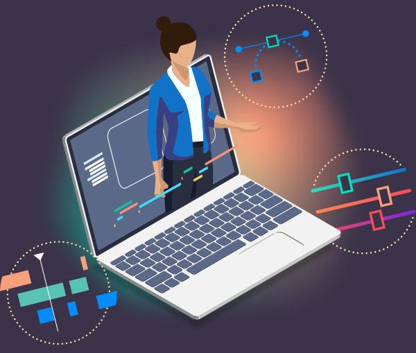 Live Courses illustration