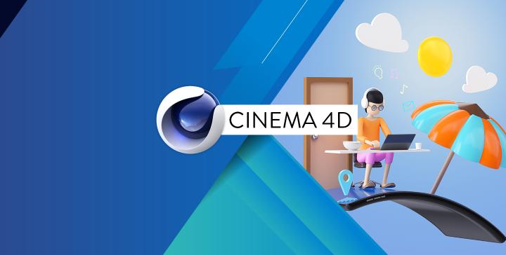 Cinema4d course thumbnail